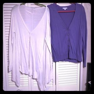 Bundle of New York And Company. Cardigans!!